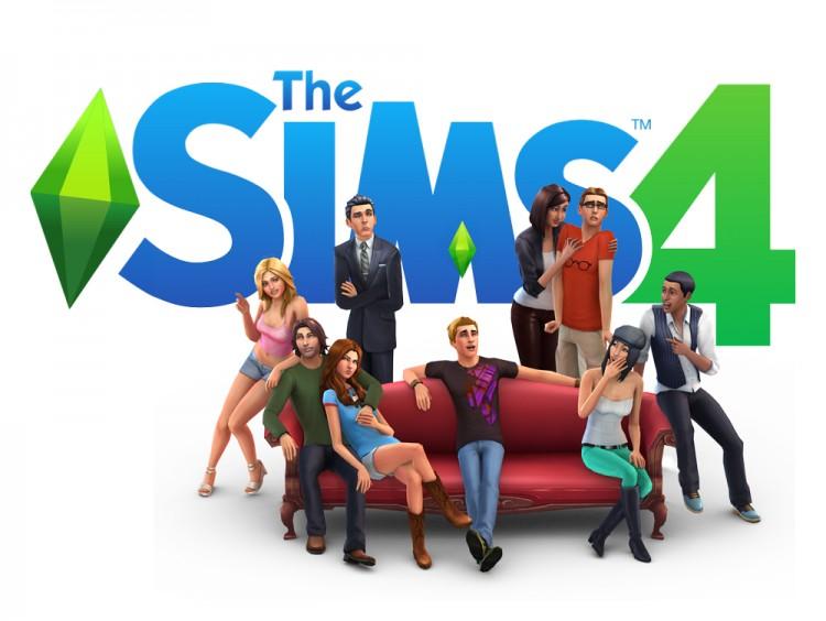 Sims 4 voor de Mac