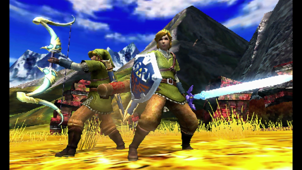 MH4U Link outfit