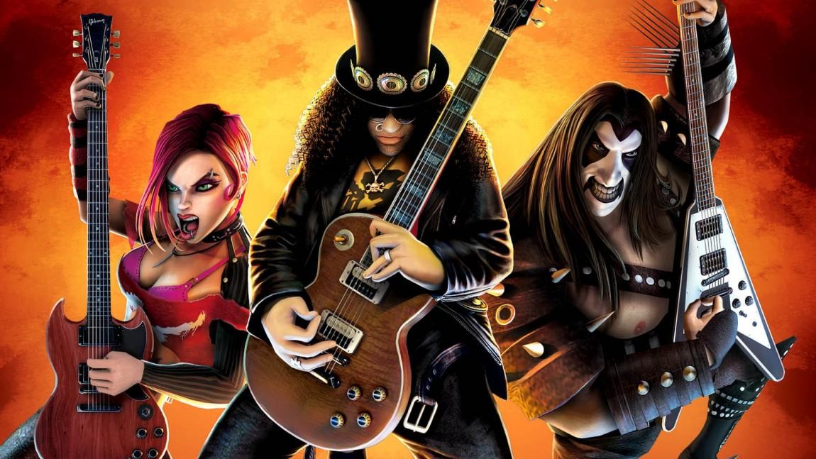 Activision heeft tijdens gamebeurs E3 een nieuwe Guitar Hero-game onthuld.