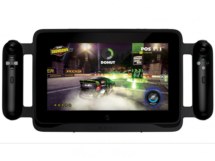 Razer Edge – Windows Gaming Tablet