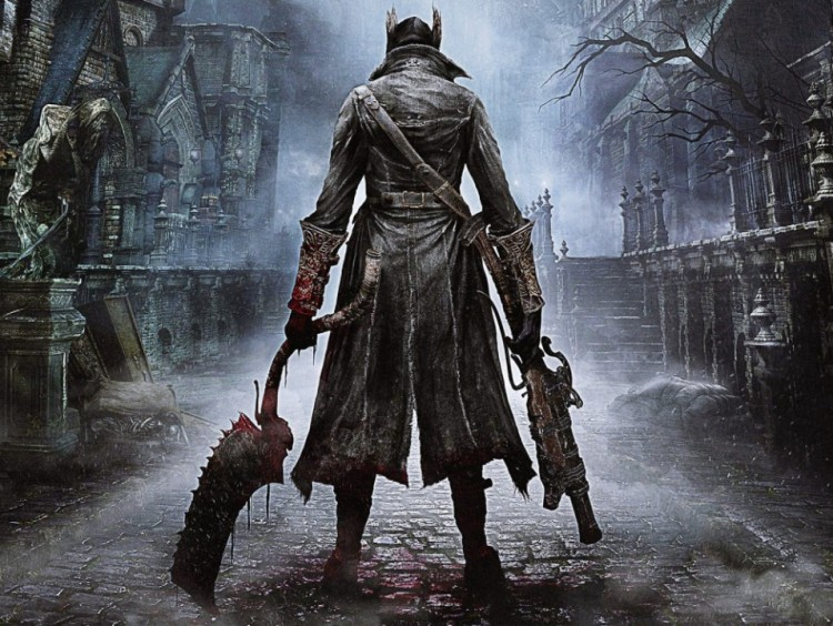Bazen en monsters in bloodborne video