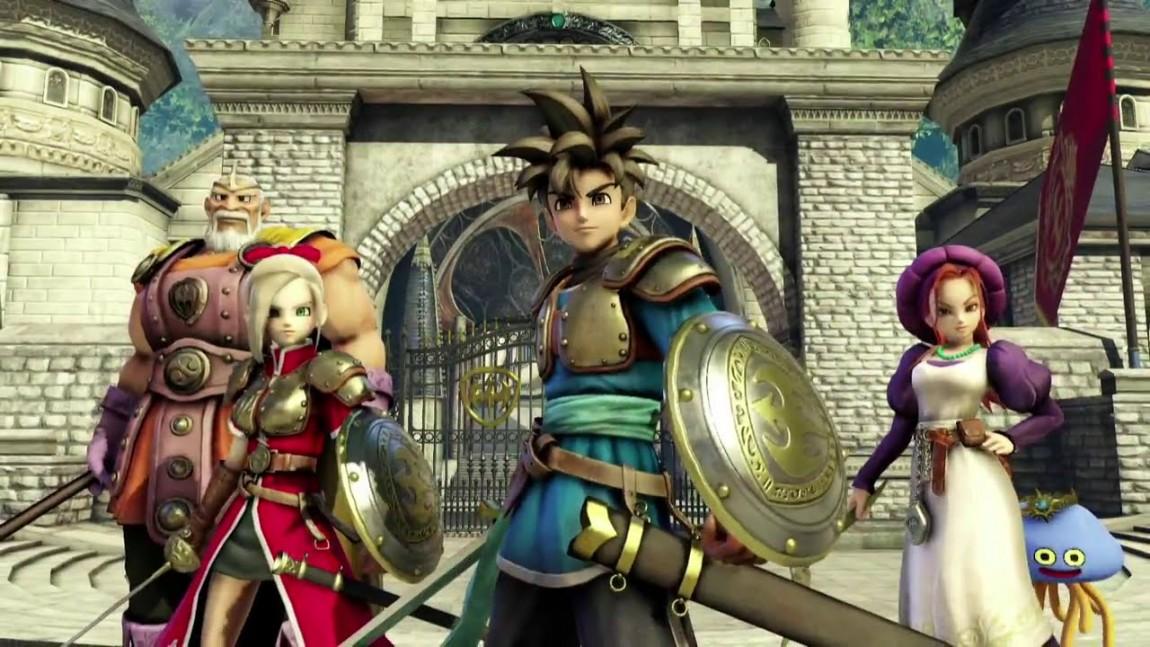 Dragon Quest Heroes vergelijken PS3 – PS4