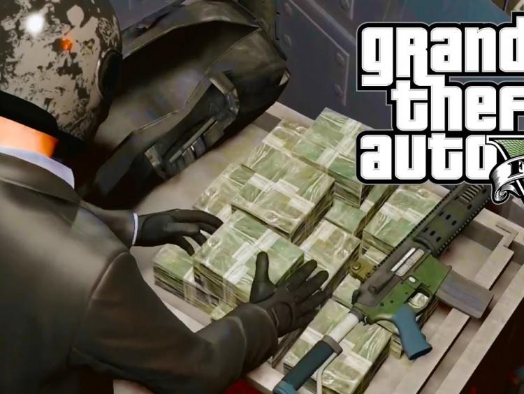 Heists GTA V komen op 10 maart, pc-versie vertraagd tot april