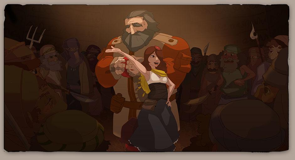 Eerste gameplaybeelden Renowned Explorers verschenen