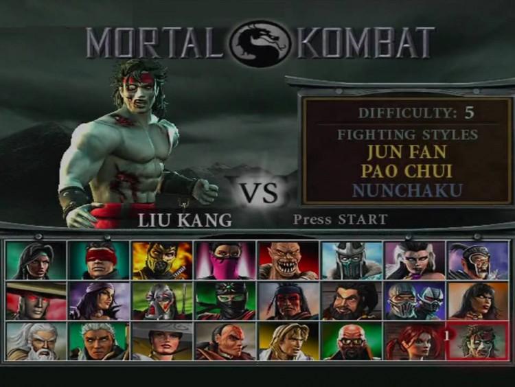 Mortal Combat: Deception