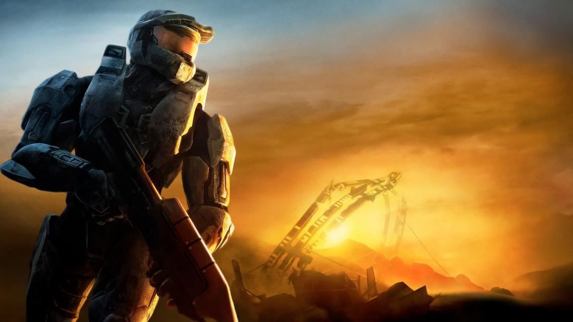 Eerste beelden Halo 3 voor Xbox One