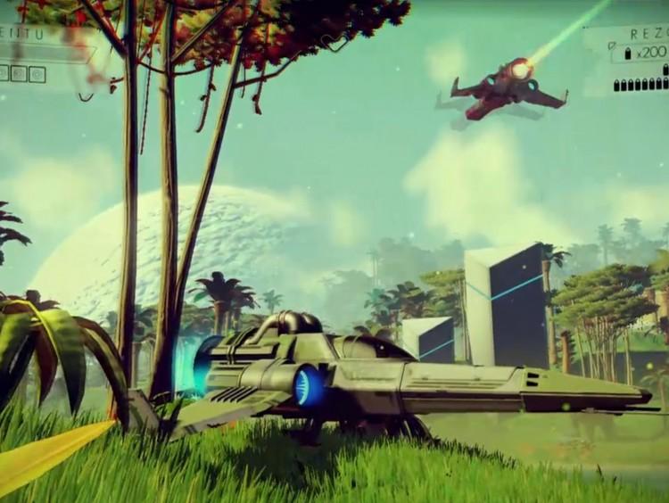 Microsoft wil graag no mans sky voor de Xbox
