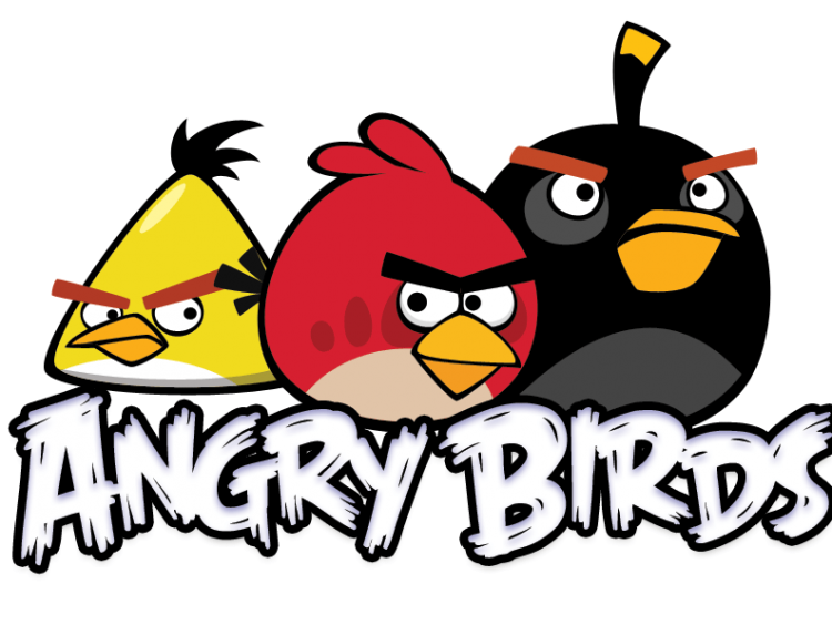Rovio (makers Angry Birds) lanceert Bubbles-achtige Angry Birds-game