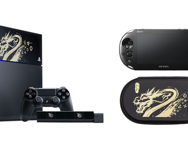 China krijgt Dragon Edition voor PS4 en PS Vita