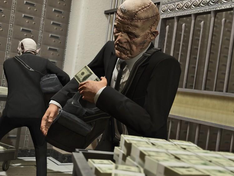 Morgen verschijnt eindelijk de langverwachte  Heist voor GTA Online