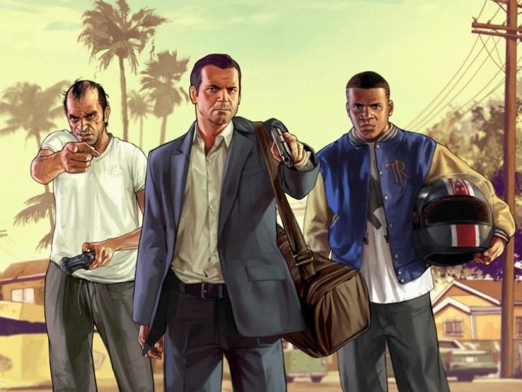 BBC gaat tv-serie maken over GTA