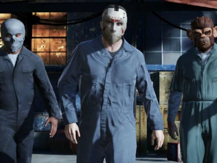 GTA Online Heists – Prison Break