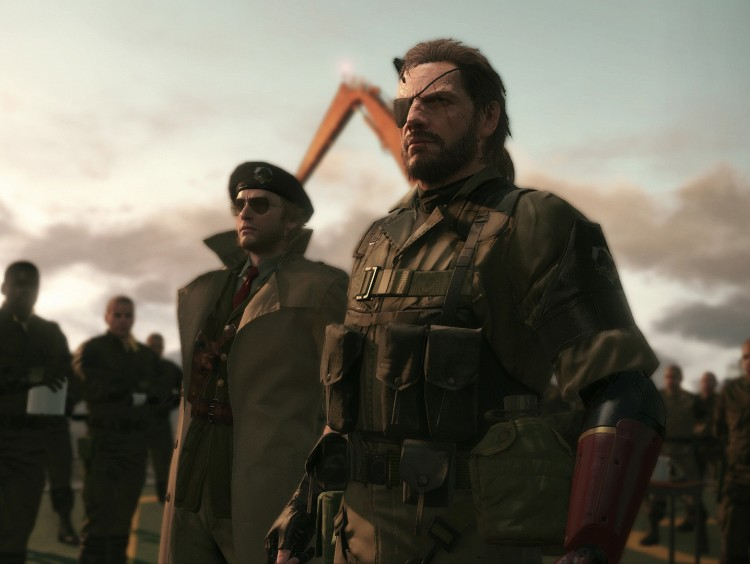 Metal Gear Solid 5 – The Phantom Pain verschijnt 1 september