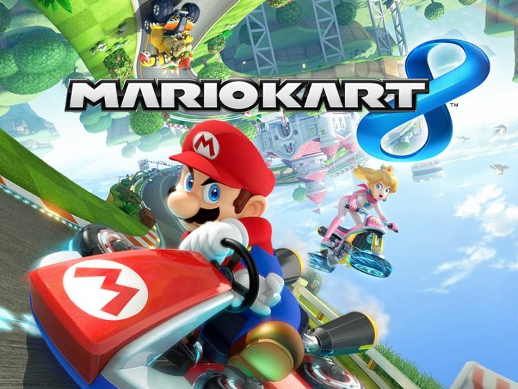 Mario Kart 8 (tieners?)