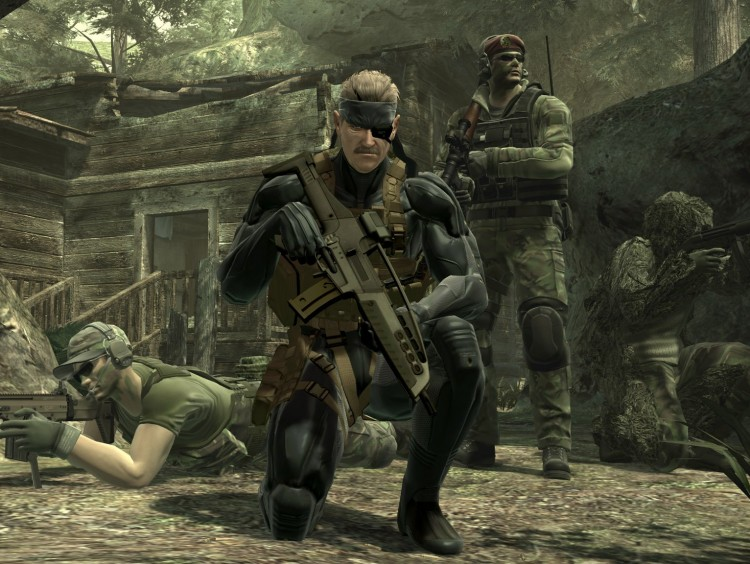 Meer details in Metal Gear Online-video
