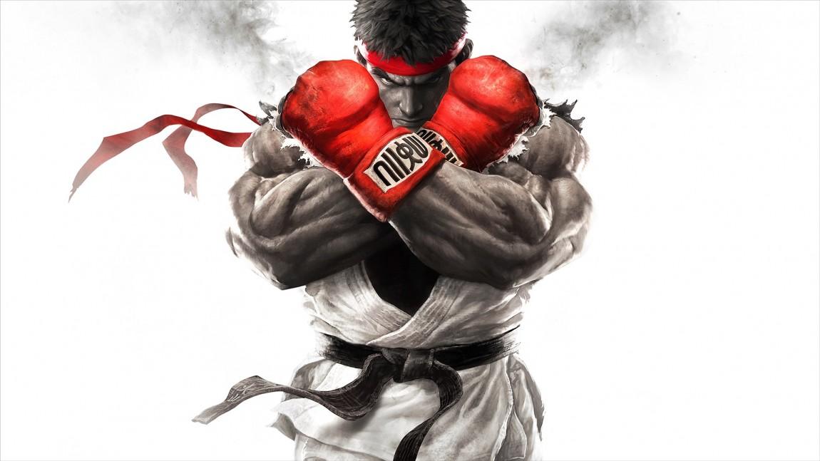 Street fighter 5 komt uit in 2016!