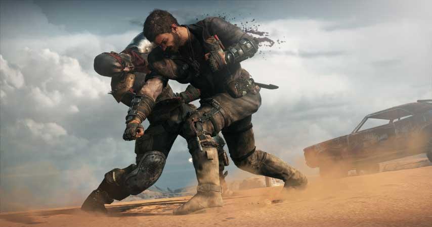 Nieuwe Mad Max screenshots