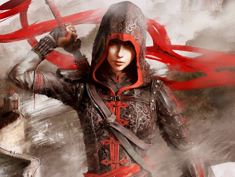 Assins Creed Chronicles China