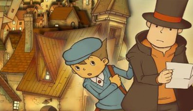 Proffesor Layton and the Curious Village