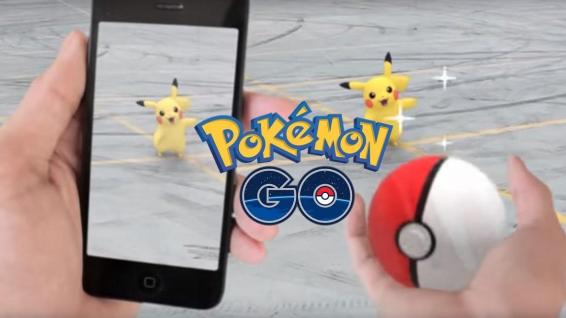 De items in Pokémon go