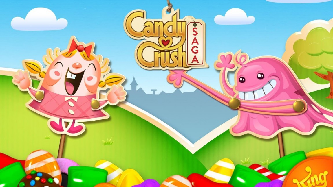 CandyCrush nog steeds het leukste spel voor je mobiel