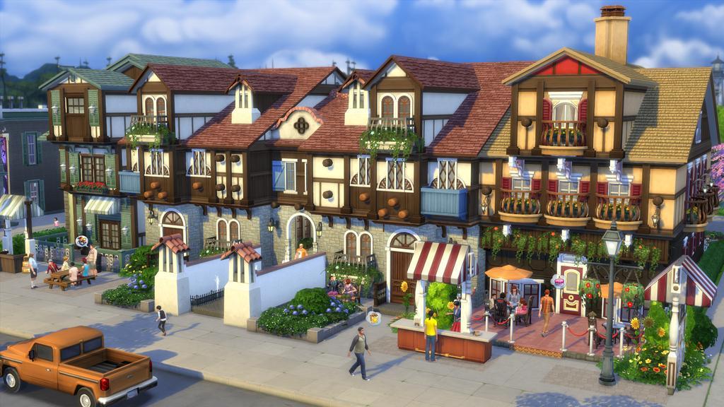 The Sims 5 waarsschijnlijk in 2019!