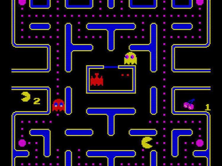 De vader van Pacman