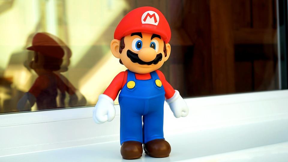 Nintendo komt met een nieuw spel!